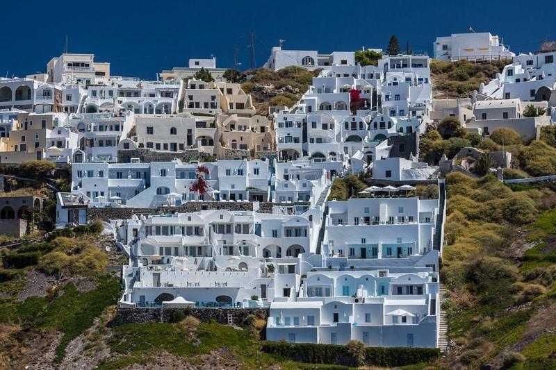 Imerovigli - Santorini Gezi Rehberi