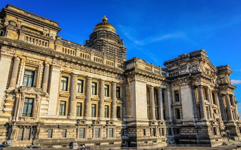 Brüksel Adalet Sarayı