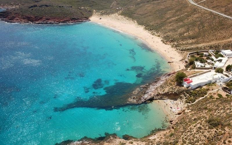 Agios Sostis Plajı