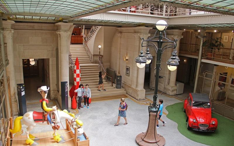 Belçika Çizgi Roman Merkezi