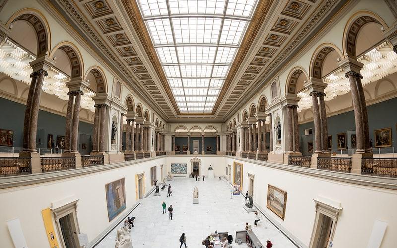 Belçika Kraliyet Güzel Sanatlar Müzeleri