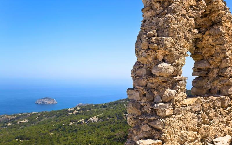 Monolithos Kalesi