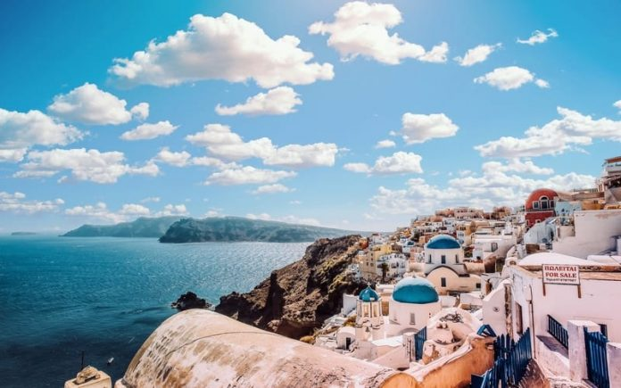 Santorini de Gezilecek Yerler Blog