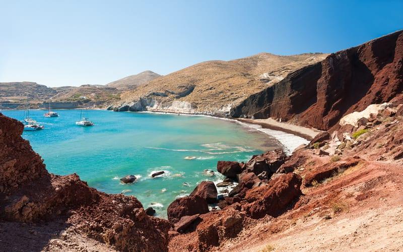 Santorini Plajları