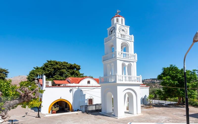 Tsambika Manastırı