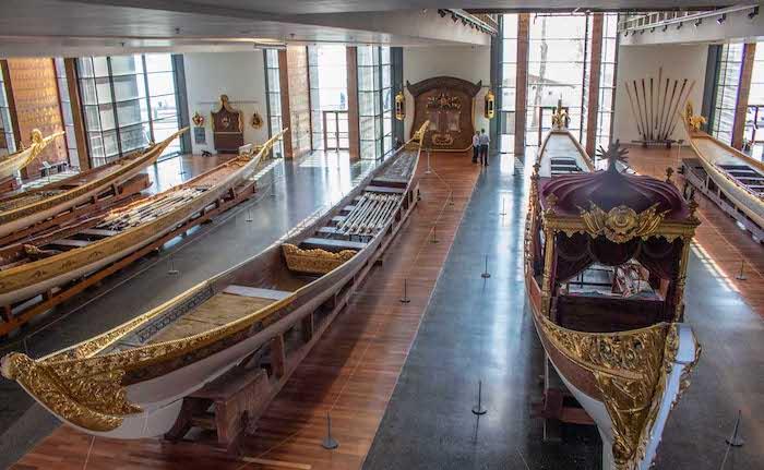 Deniz Müzesi - Beşiktaş Gezilecek Yerler