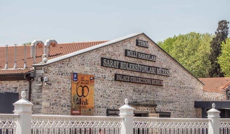 Saray Koleksiyonları Müzesi (Milli Saraylar)