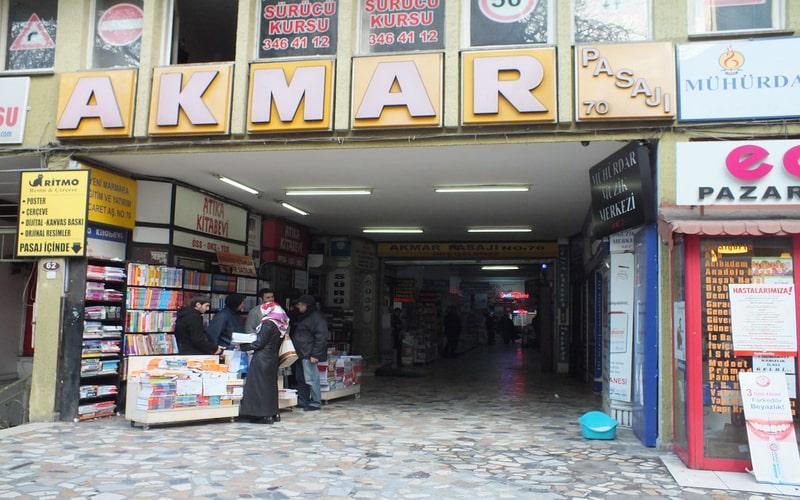 Akmar Pasajı - Kadıköy Gezilecek Yerler