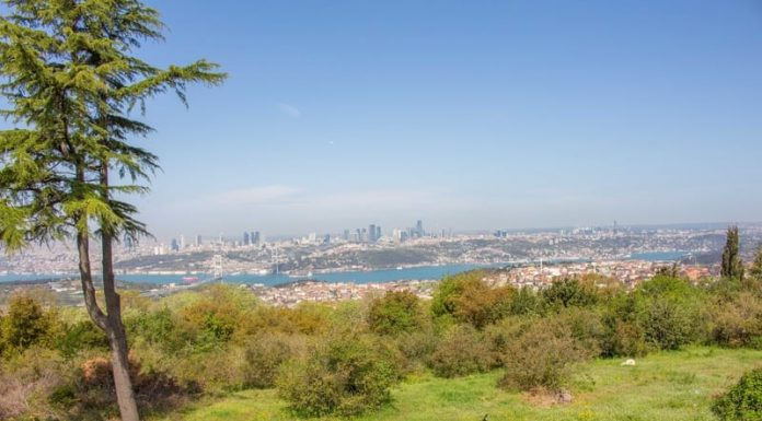 Çamlıca Tepesi İstanbul