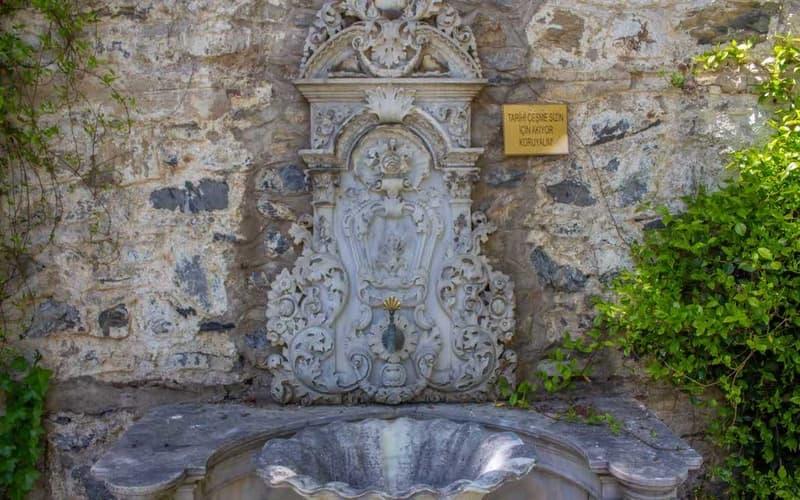 Ihlamur Kasrı Tarihi