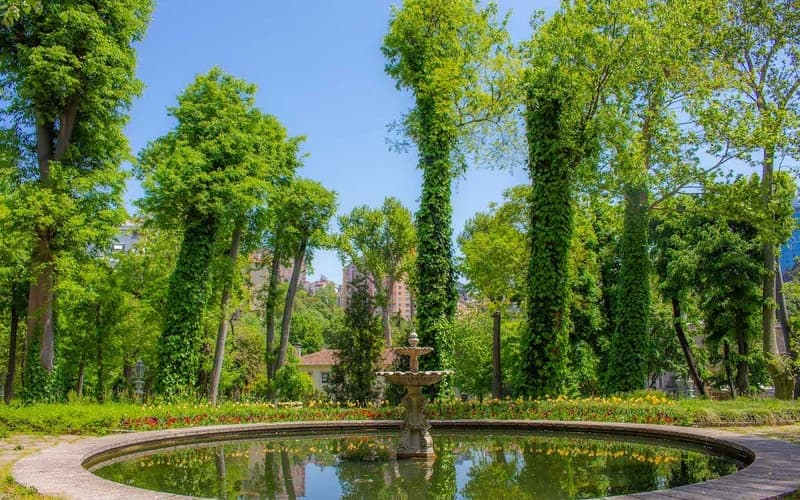 Kasır Bahçesi