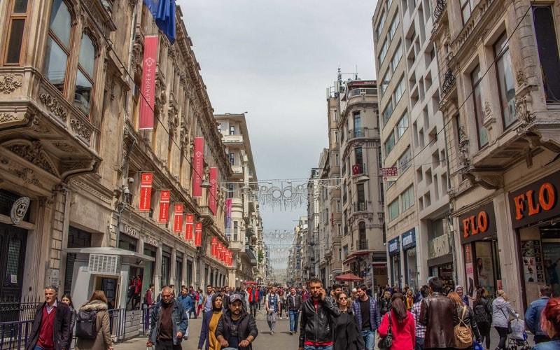 İstiklal Caddesi'nde Görülecek Diğer Yerler
