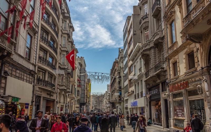 İstiklal Caddesi Tarihi