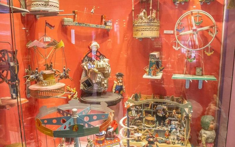 Oyuncak Müzesi - Kadıköy Gezilecek Yerler