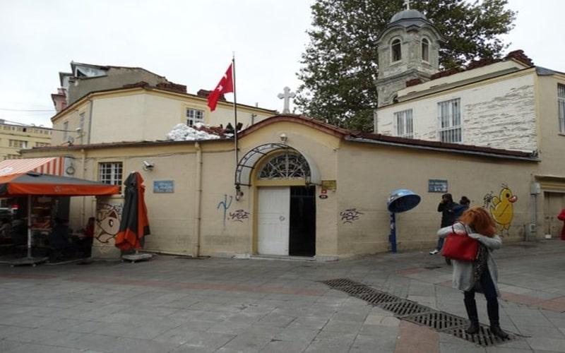 Ayia Efimia Rum Ortodoks Kilisesi
