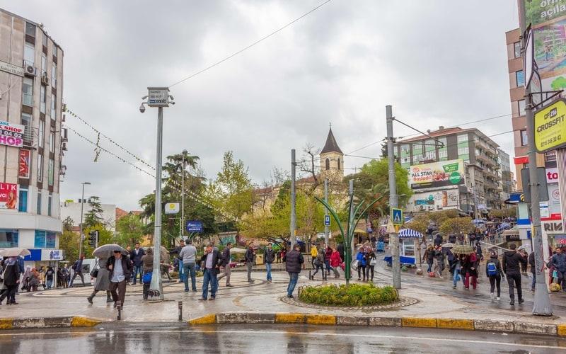 Kadıköy Gezilecek Yerler - Kadıköy Meydanı