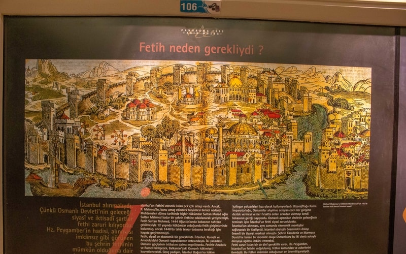 Panorama 1453 Tarih Müzesi Giriş Ücreti