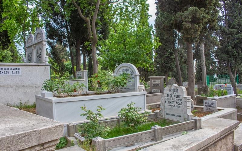 Piyer Loti Gezilecek Yerler - Mezarlık