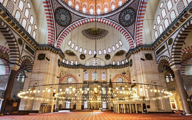 Süleymaniye Camisi