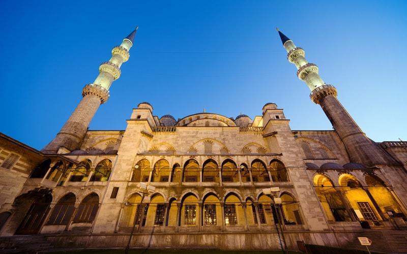 Sultanahmet Camii Bilinmeyenleri