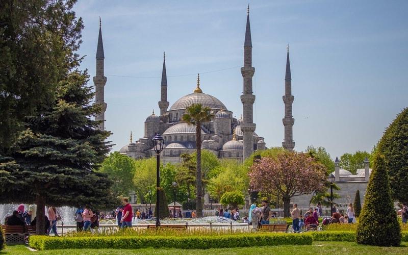 Sultanahmet Camii Çevresi