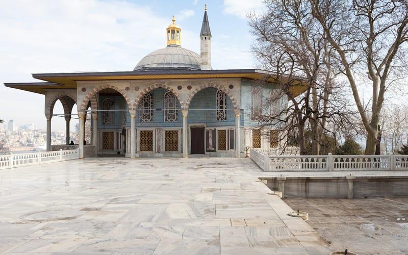 Topkapı Sarayı Mimari Özellikleri