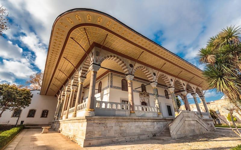İstanbul Topkapı Saray Müzesi