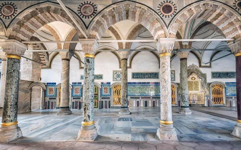 Topkapı Sarayı Tarihi