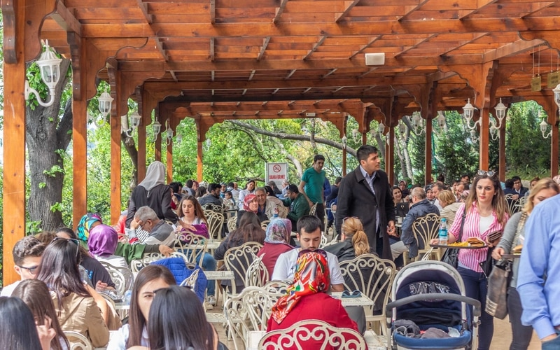 Fethi Paşa Korusu Kahvaltı Fiyatları