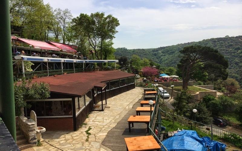 Yoros Cafe Kahvaltı Mekanları