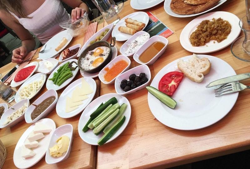 Heybeliada Kahvaltı