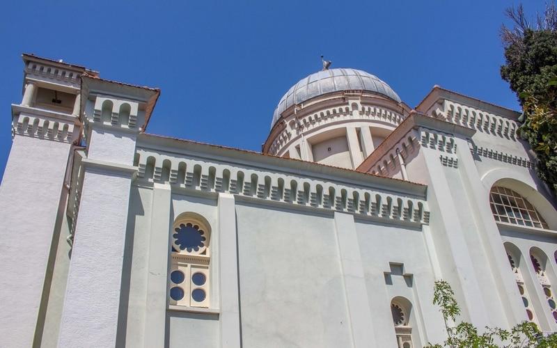 Aya Yani Kilisesi - Burgazada Gezilecek Yerler