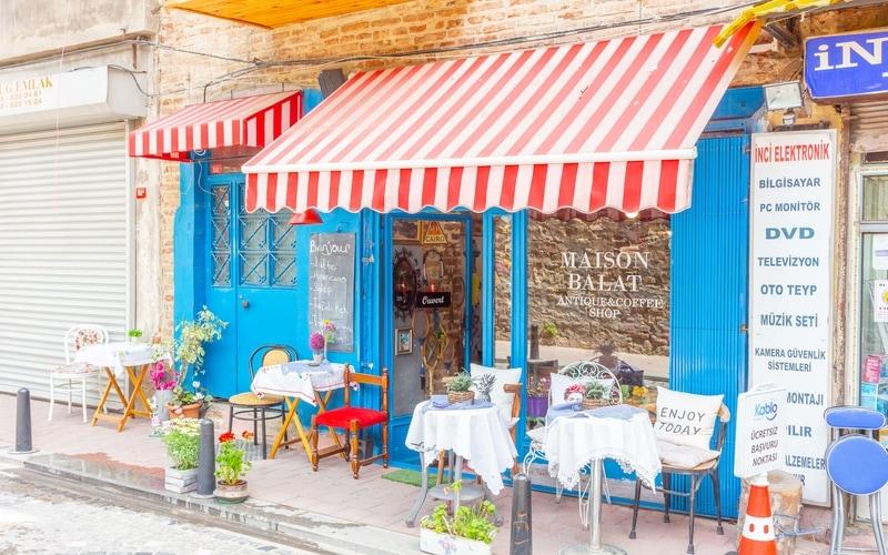 Maison Balat Cafe