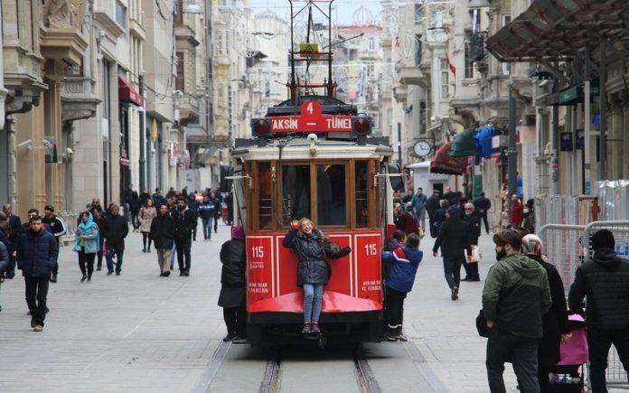 Beyoğlu Taksim Gezilecek Yerler