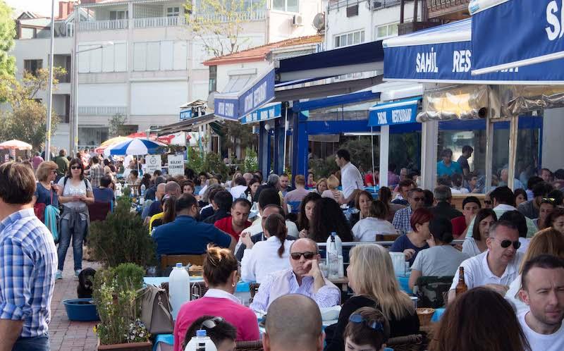 Antigoni Restoran - Burgazada