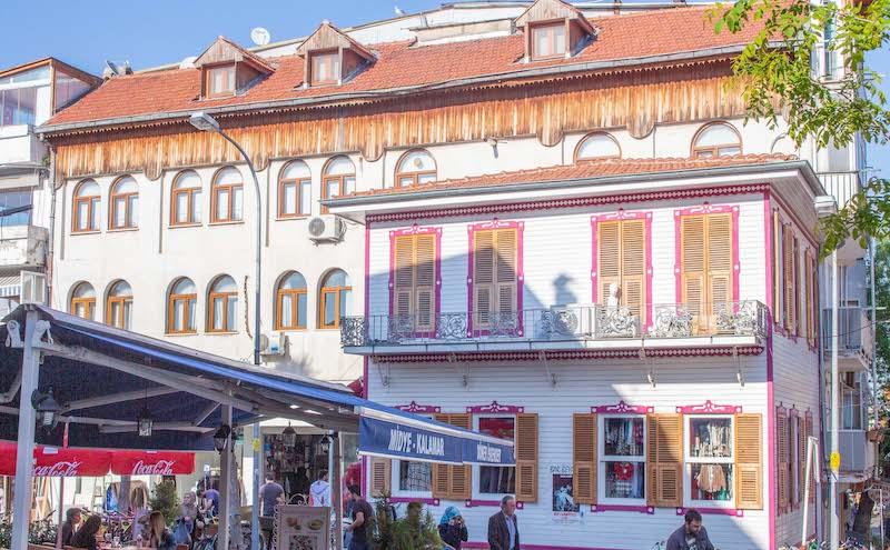 Burgazada Kahvaltı Mekanları