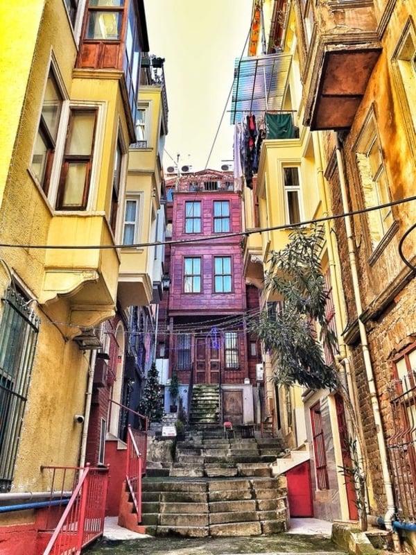 Cihangir Gezi Rehberi
