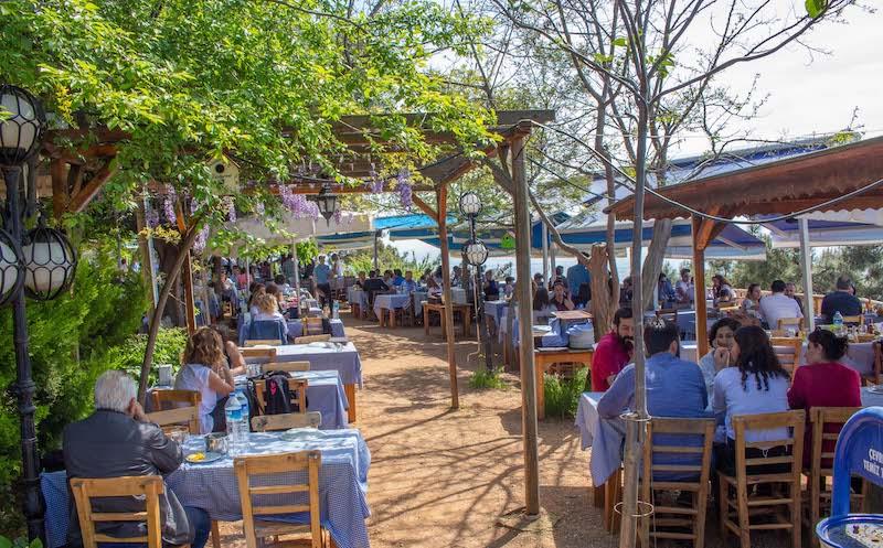 Kalpazankaya Restoran - Burgazada Kahvaltı mekanları