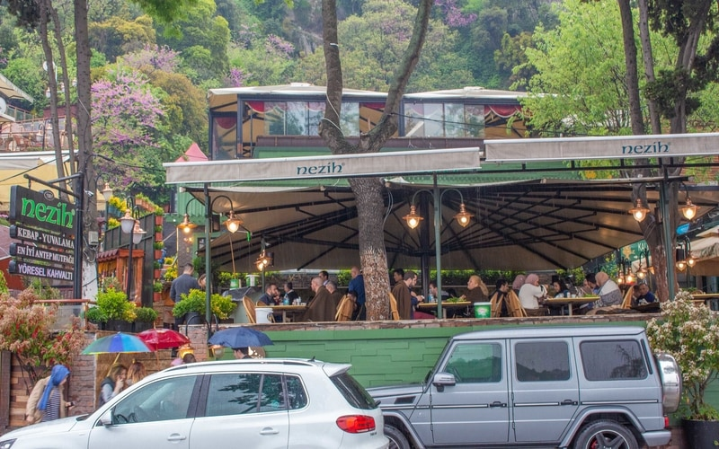 Nezih Hisar Cafe