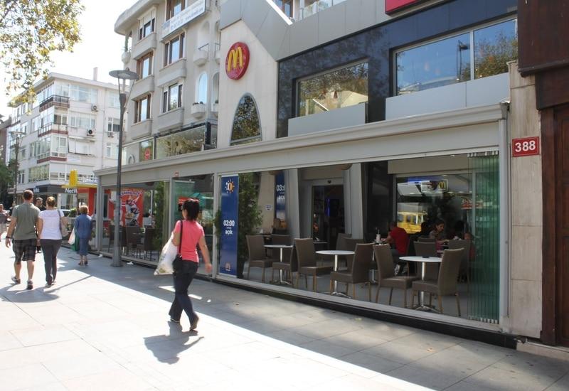 Bağdat Caddesi Mağazalar