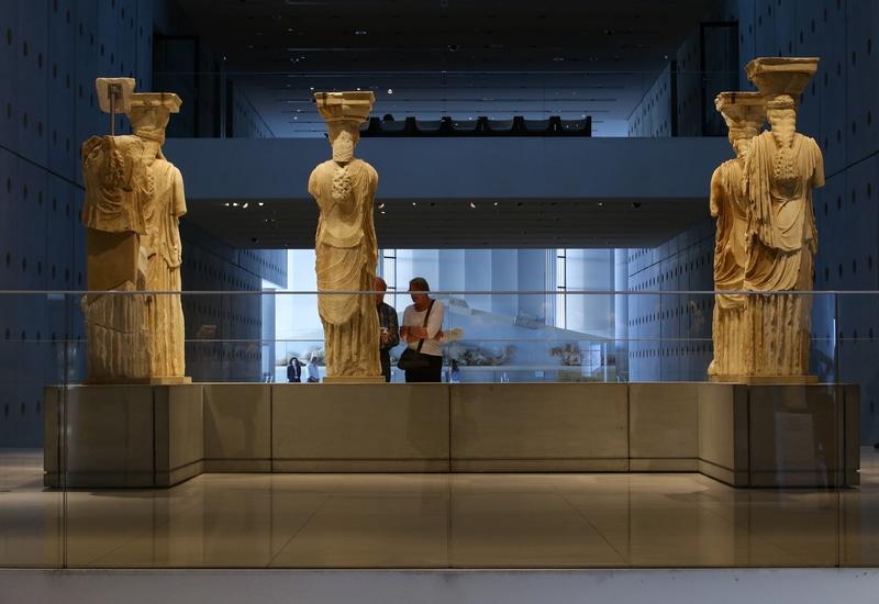 Atina Akropolisi Müzesi