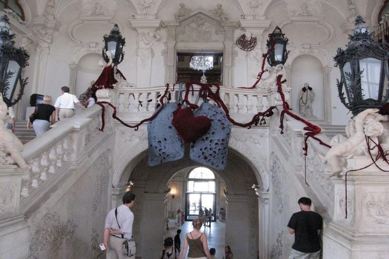 Belvedere Sarayı Tarihçesi