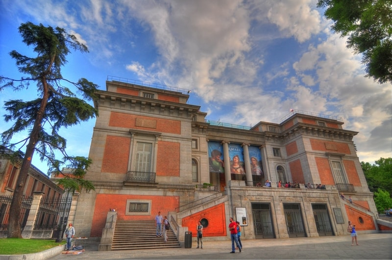 Prado Müzesi eserleri