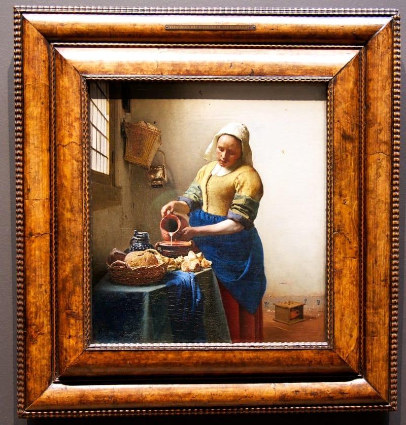 Rijks Müzesi Eserleri