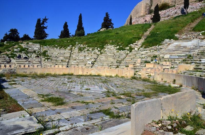 Atina Akropolis Giriş Ücreti