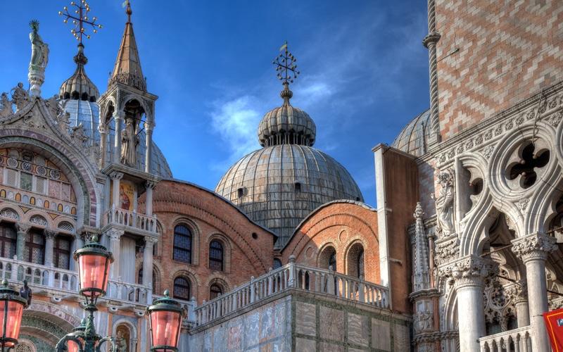 San Marco Meydanı Tarihçesi