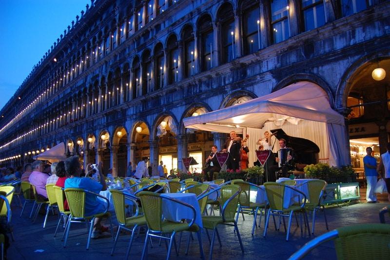 San Marco Meydanı Hakkında Bilgiler