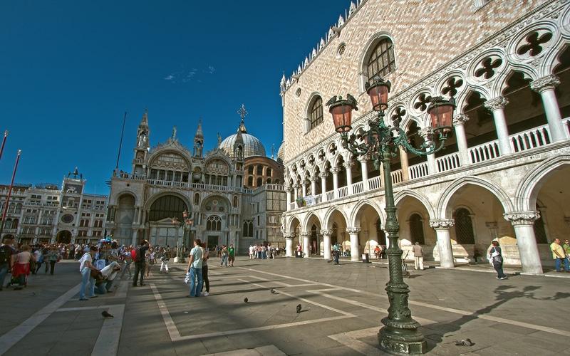 San Marco Meydanı
