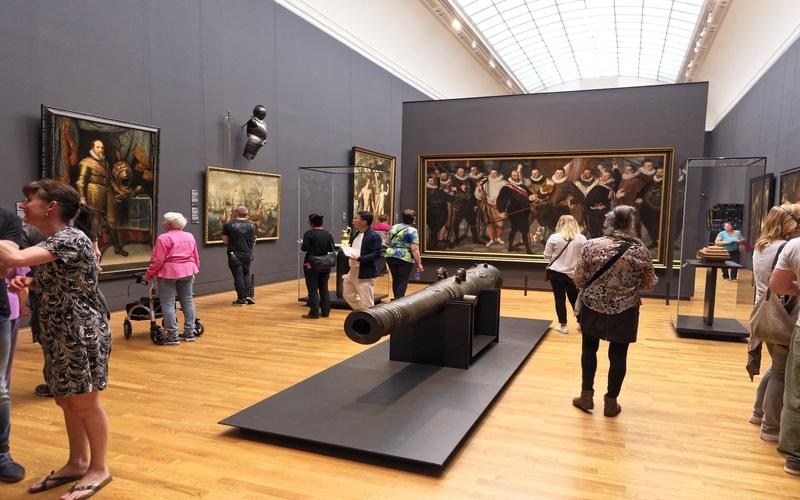 Rijksmuseum Hakkında Bilgiler