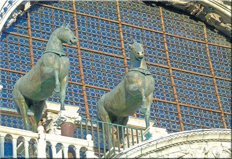 San Marco Meydanı Atları
